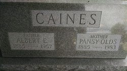 Albert E. Caines, Sr.