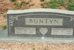 William Bartley Buntyn