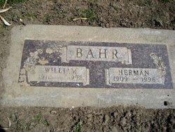 Herman Bahr