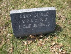 Annie Biddle