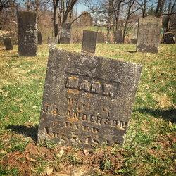 Mary H. <i>Burke</i> Anderson