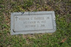 Pvt William Columbus Farrell, Jr