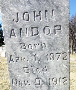 John Andor