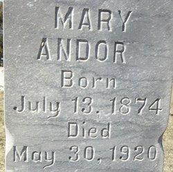 Mary Andor