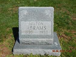 Joseph Milton Abrams