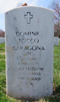 LTC Dominic Rocco Rocky Baragona