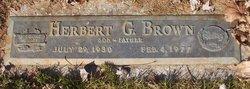 Herbert George Brown