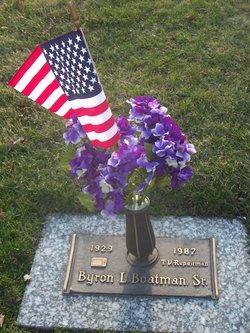 Byron Leon Boatman, Sr