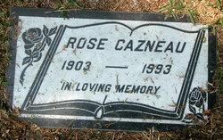Rose <i>O'Brien</i> Cazneau