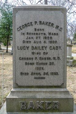 Lucy Daily <i>Cady</i> Baker
