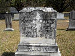 Catherine <i>Easterling</i> Alford