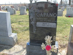 John F Capano