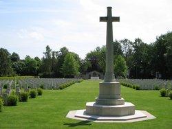 Kiel War Cemetery