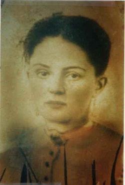 Mary Frances Fannie <i>Hunter</i> Barnes