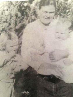 Maggie Mother <i>Cooper</i> Burks