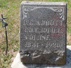 Dominicus Goodwin Abbott