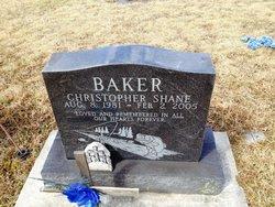 Christopher Shane Baker