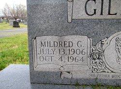 Mildred G. Gilliam