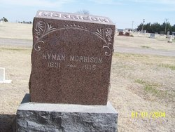 Hyman Morrison