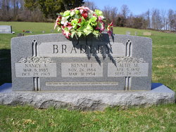 Bennie F Bradley