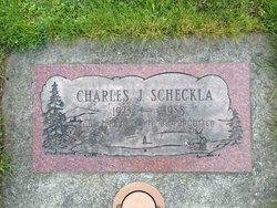 Charles J Scheckla