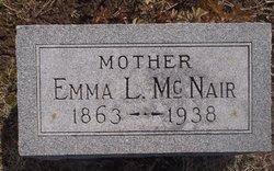 Emma L. <i>Short</i> McNair