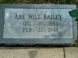 Abe Will Bailey