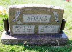 Homer Lee Adams