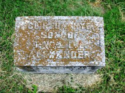 Clifton Rye Alexander