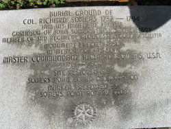 Colonel Richard Somers Family Cemetery