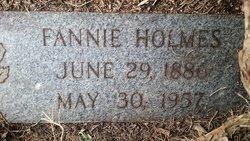 Fannie K <i>Moore</i> Holmes