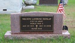 Sgt Nelson Laverne Dunlap