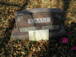 Cecil Woodrow Woody Crane