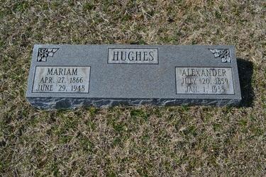 Mariam Hughes