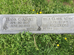 Frank C. Adams