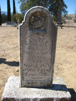 Carrie F. Beck