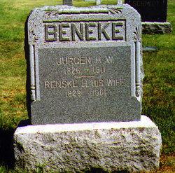 Renske H <i>Sholuter</i> Beneke