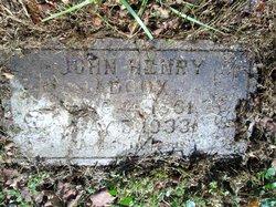 John Henry Adcox