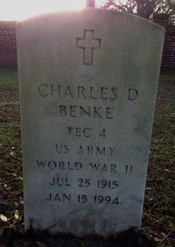 Charles D Benke