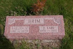 Evelyn Verna <i>Hahn</i> Brim