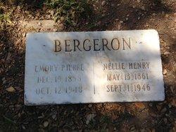 Nellie <i>Henry</i> Bergeron