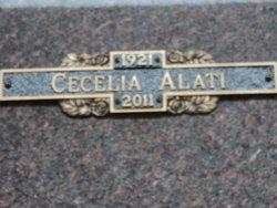 Cecelia Ann <i>Giambattista</i> Alati