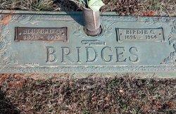 Birdie C. <i>Calhoun</i> Bridges