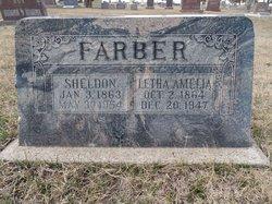 Letha Amelia <i>Withrow</i> Farber