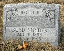 Boyd Snyder