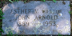 Esther Virginia <i>Buck</i> Arnold