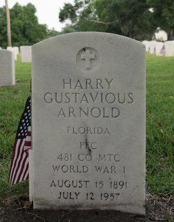Harry Gustavious Arnold