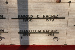 Harold Charles Hachez
