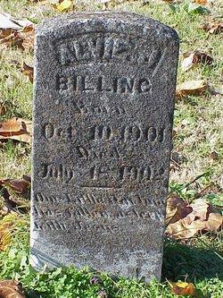 Alvie J Billings