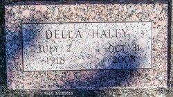 Della Fae <i>Kimball</i> Haley